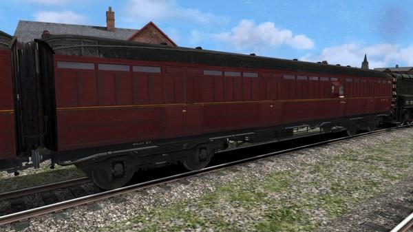 скриншот TS Marketplace: Gresley Coach Pack 03 3