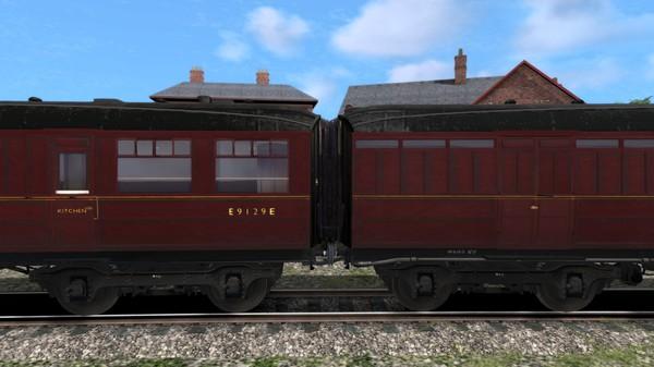 скриншот TS Marketplace: Gresley Coach Pack 03 0