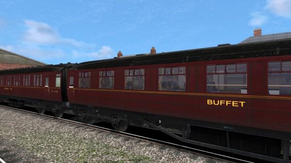 скриншот TS Marketplace: Gresley Coach Pack 03 2