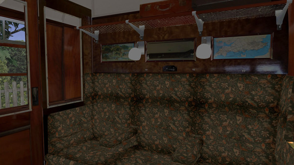 скриншот TS Marketplace: Bulleid Coach Pack 01 Add-on 2