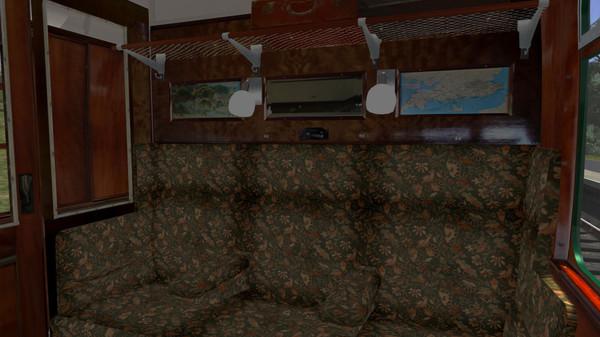 скриншот TS Marketplace: Bulleid Coach Pack 02 Add-On 0