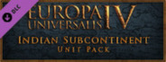 Europa Universalis IV: Indian Subcontinent Unit Pack