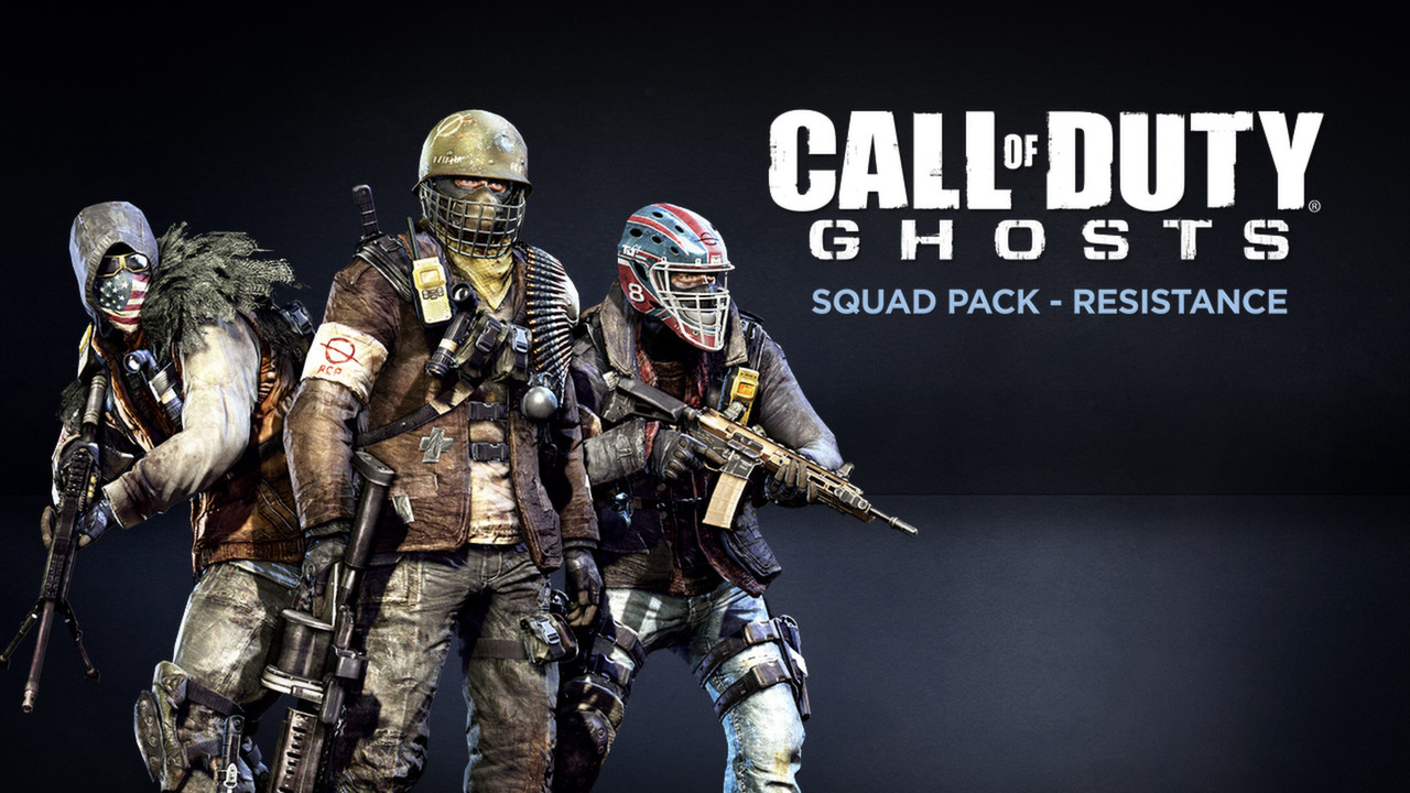 application call of duty ghost