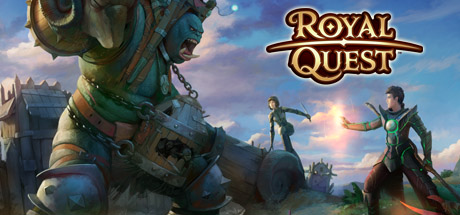 Royal Quest · AppID: 295550 · Steam Database