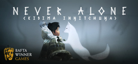 Never Alone (Kisima Ingitchuna) cover art