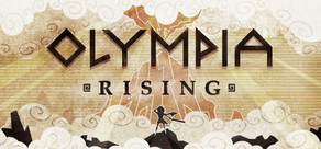 Olympia Rising cover art