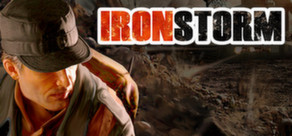 Iron Storm cover art