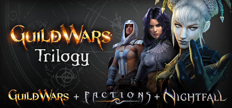 Купить Guild Wars<sup>®</sup> Trilogy
