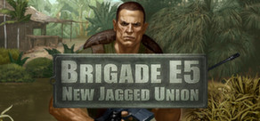 Brigade E5: New Jagged Union cover art