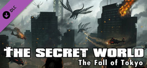 The Secret World: The Fall of Tokyo cover art