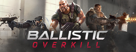 Now Available on Steam - Ballistic Overkill