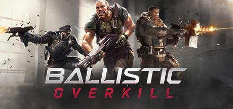 Ballistic Overkill Cover Image