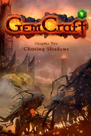 GemCraft - Chasing Shadows poster image on Steam Backlog