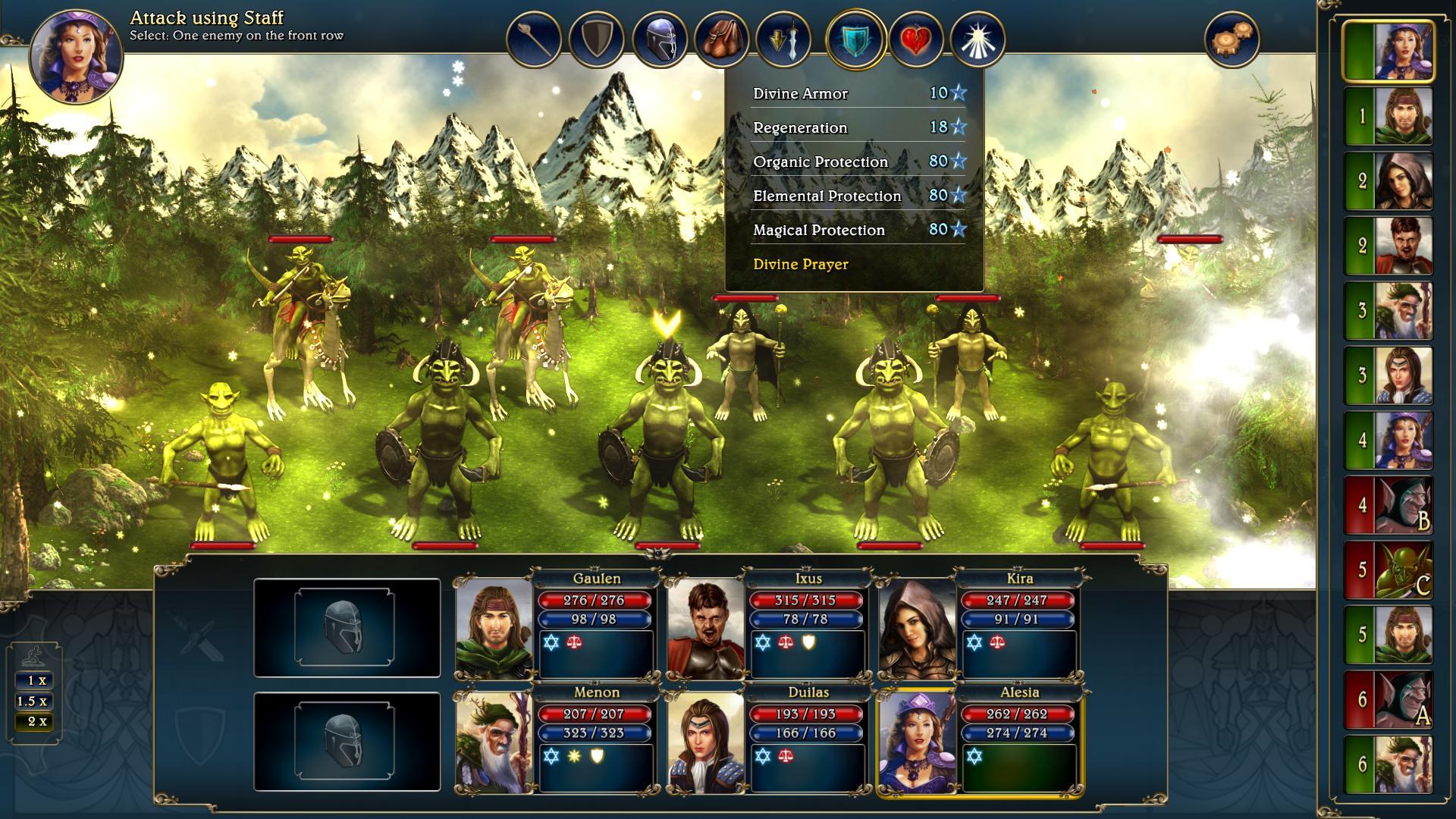 Lords of Xulima screenshot 3