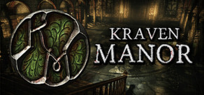 Kraven Manor cover art