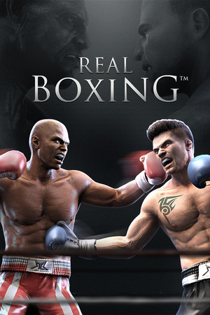Real Boxing poster image on Steam Backlog