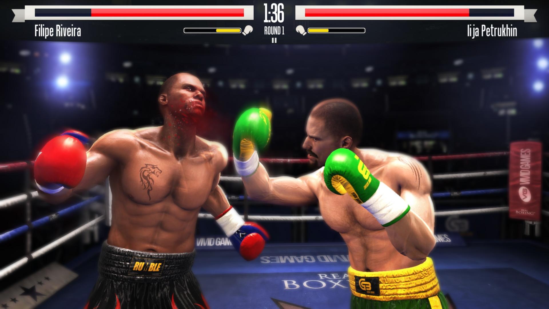 Real Boxing Full PC ESPAÑOL Descargar