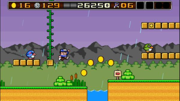 скриншот 8BitBoy 2