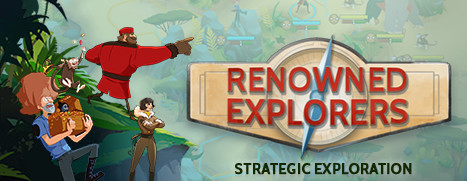 Daily Deal - Renowned Explorers: International Society, 75% Off