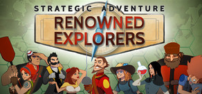Renowned Explorers: International Society cover art