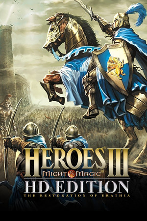 Heroes of Might & Magic III - HD Edition poster image on Steam Backlog