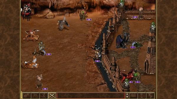 скриншот Heroes of Might & Magic III - HD Edition 1