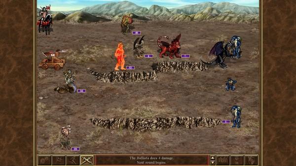 скриншот Heroes of Might & Magic III - HD Edition 2