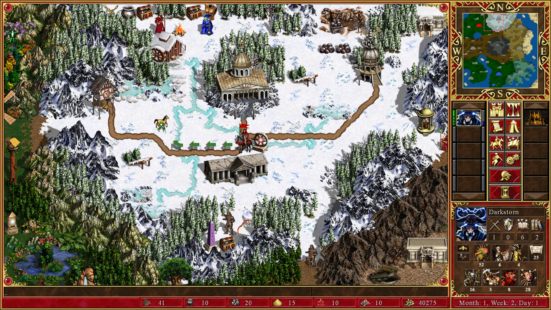 Heroes Of Might And Magic 3 HD Edition ESPAÑOL PC Full (PROPHET) 6
