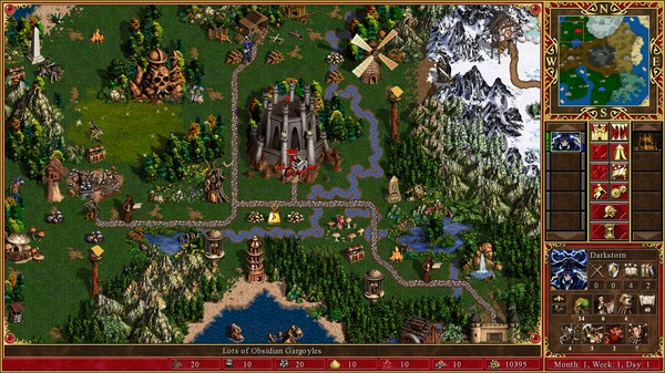 скриншот Heroes of Might & Magic III - HD Edition 6