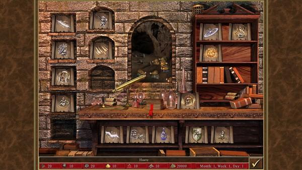 скриншот Heroes of Might & Magic III - HD Edition 4