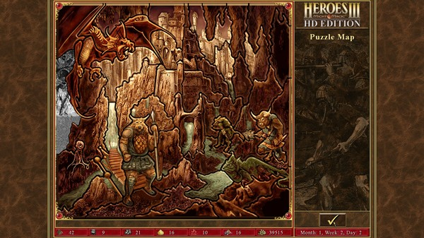 скриншот Heroes of Might & Magic III - HD Edition 5
