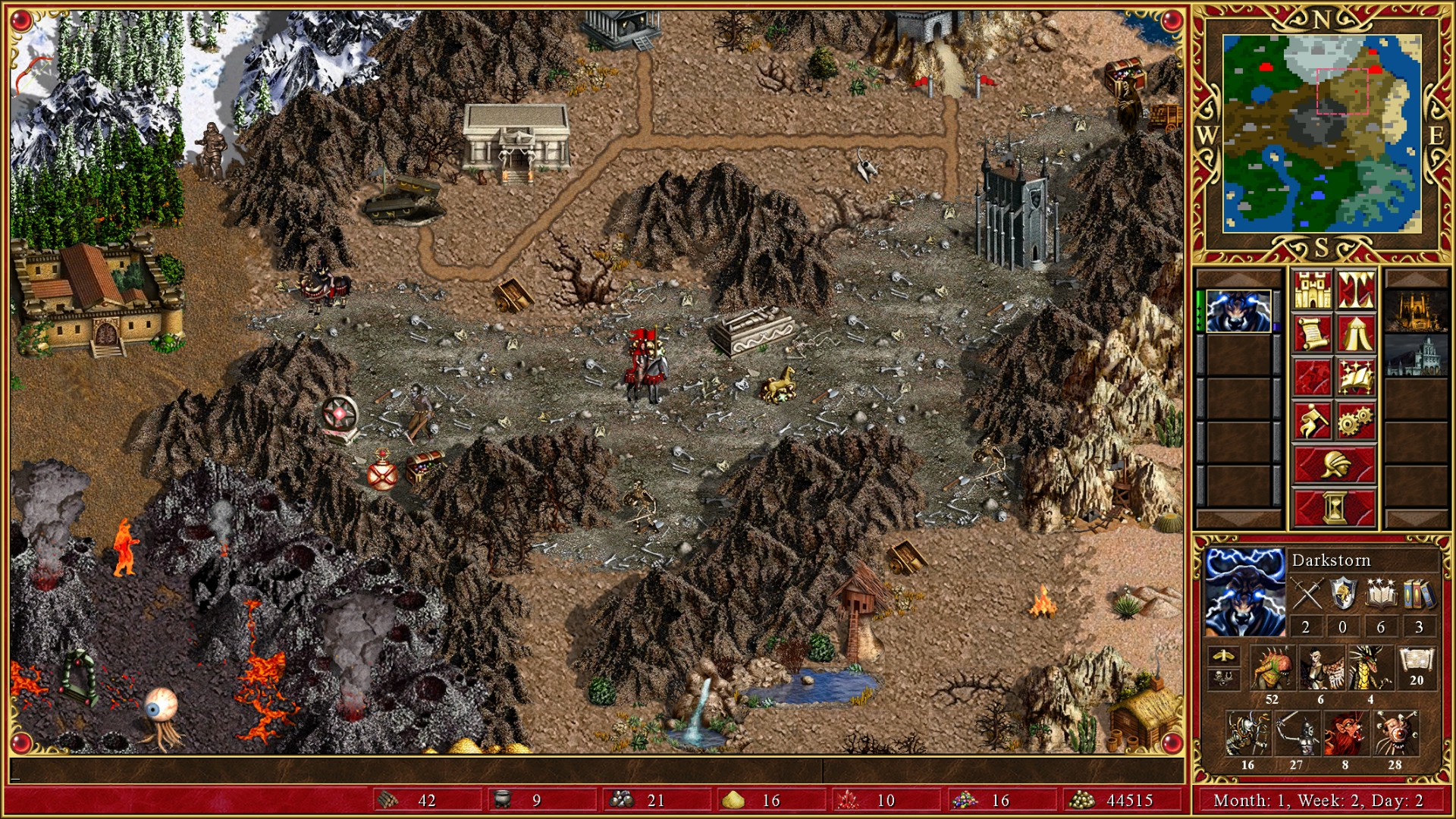 Heroes Of Might And Magic 3 HD Edition ESPAÑOL PC Full (PROPHET) 3