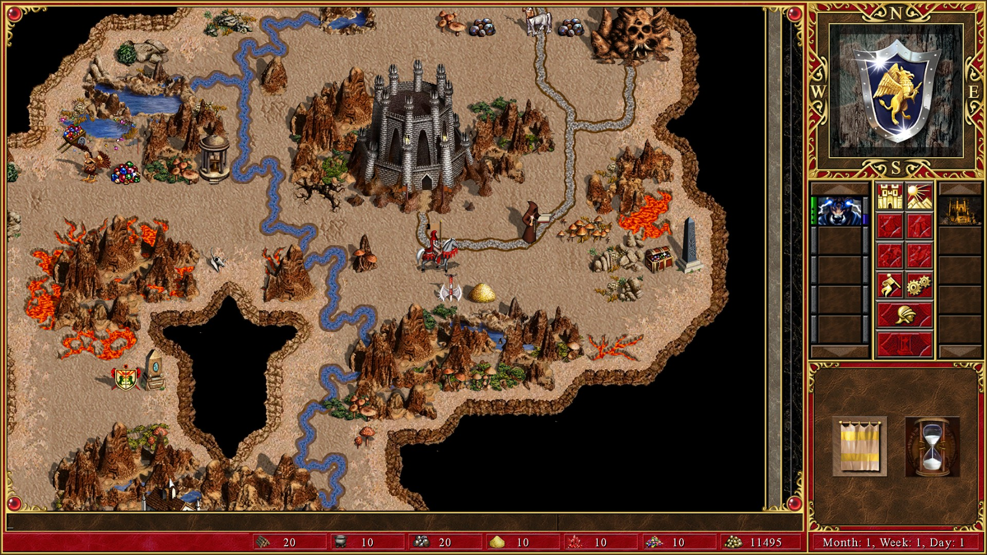 Heroes Of Might And Magic 3 HD Edition ESPAÑOL PC Full (PROPHET) 4