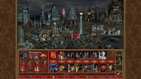 скриншот Heroes of Might & Magic III - HD Edition 3