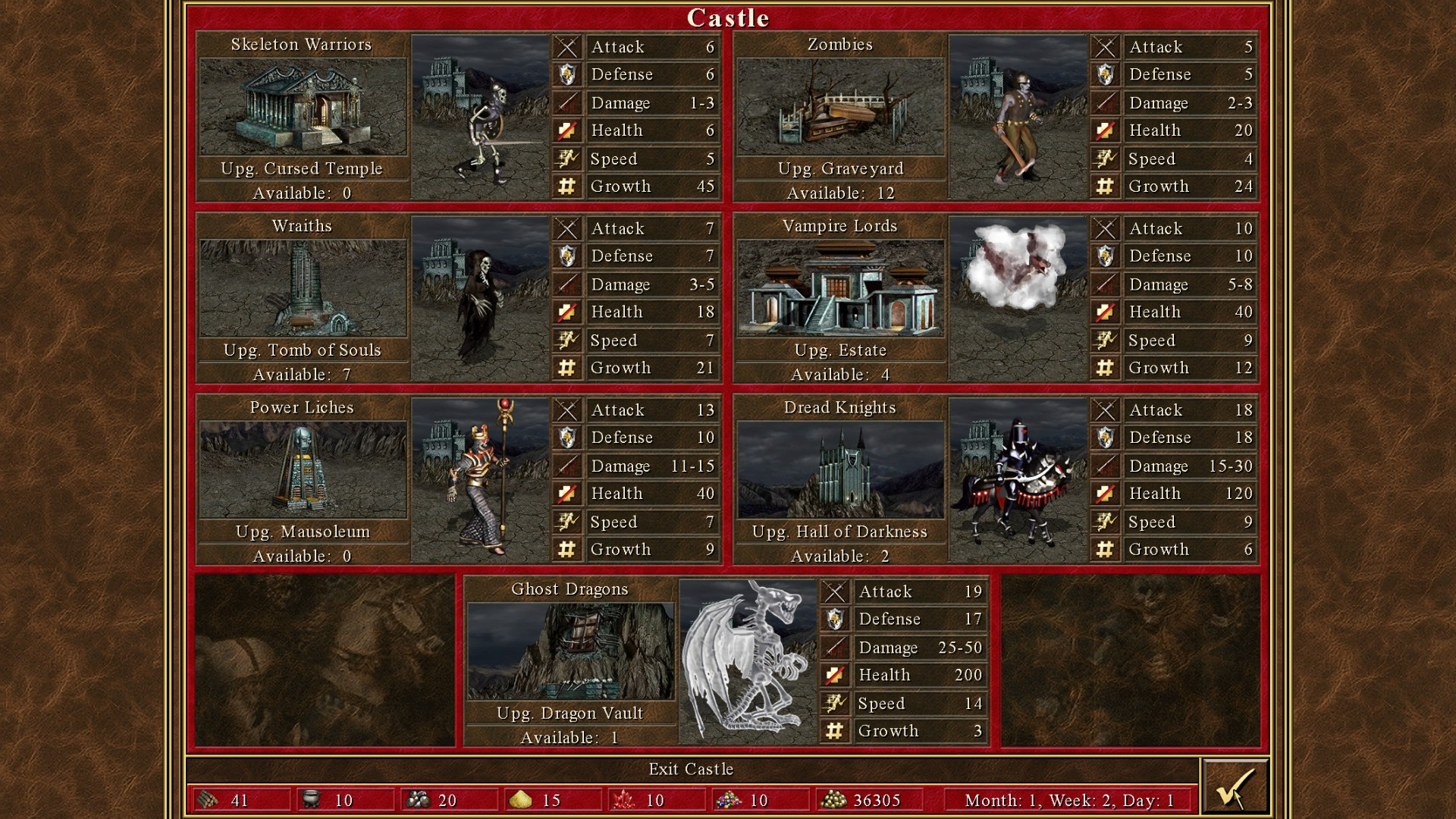 Heroes Of Might And Magic 3 HD Edition ESPAÑOL PC Full (PROPHET) 1