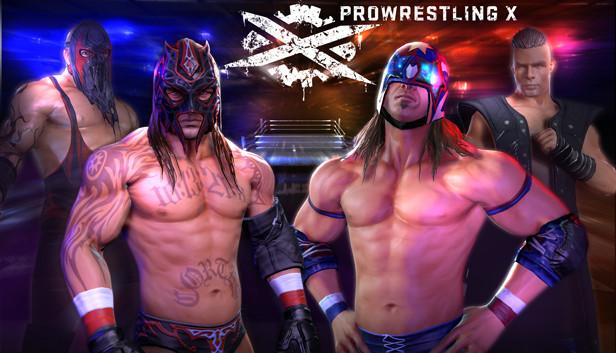 Pro Wrestling X on Steam