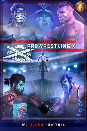 Pro Wrestling X poster image on Steam Backlog