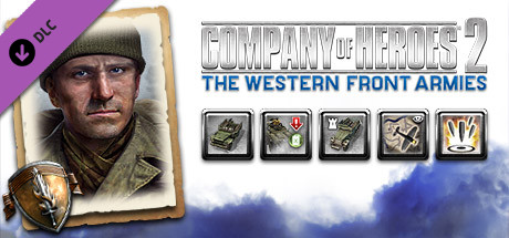 CoH 2 - US Forces Commander: Mechanized Company