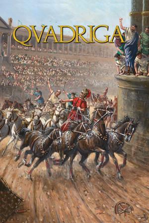 Qvadriga poster image on Steam Backlog