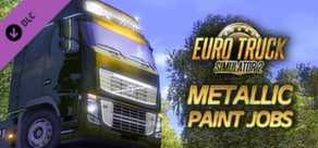 Euro Truck Simulator 2 - Metallic Paint Jobs Pack cover art