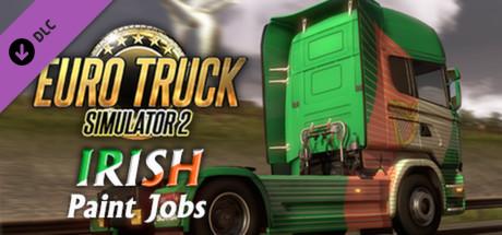 Euro Truck Simulator 2 - Irish Paint Jobs Pack