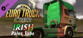 Euro Truck Simulator 2 - Irish Paint Jobs Pack cover art