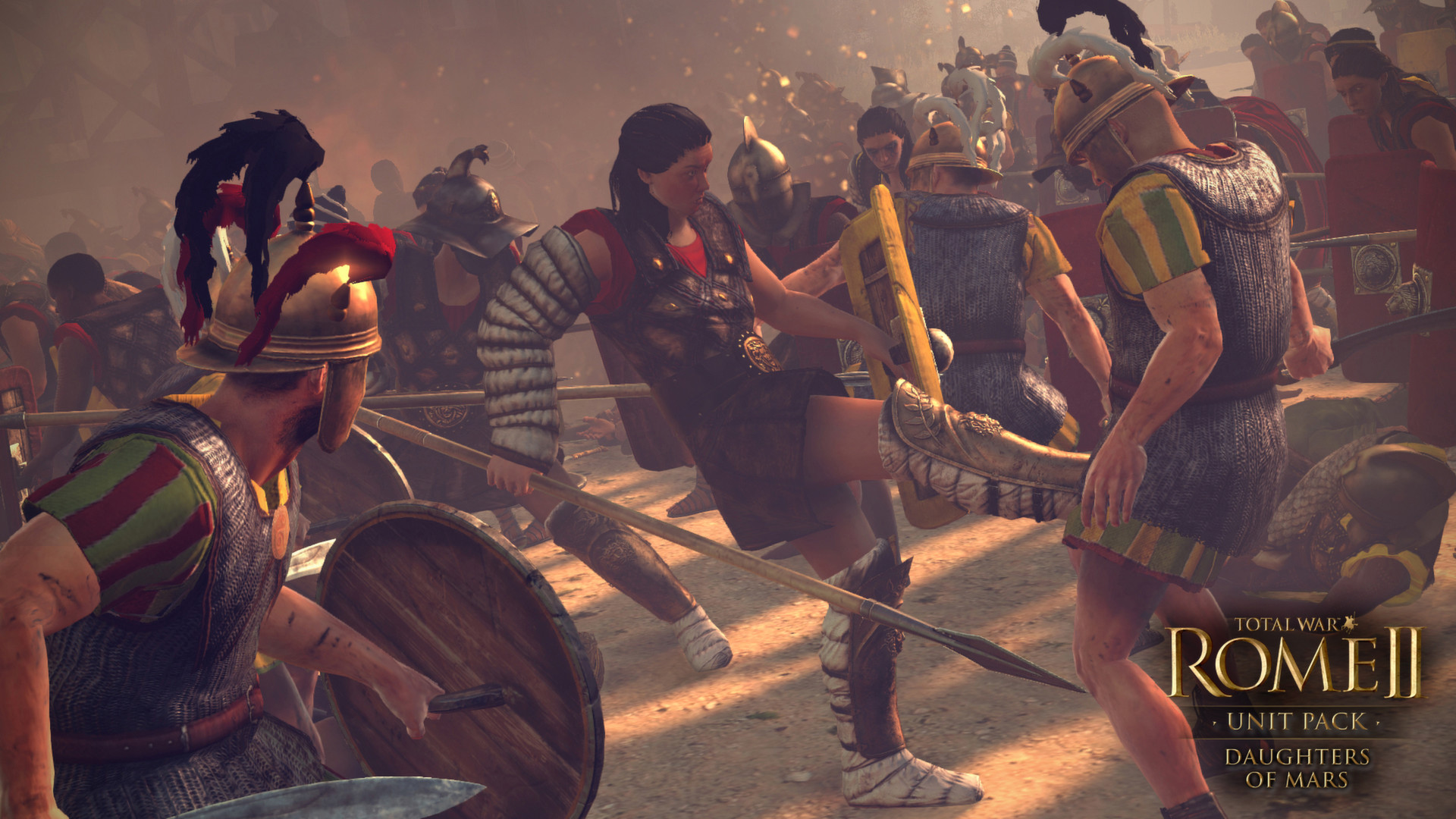 Total War: ROME II - Beasts Of War Unit Pack Download