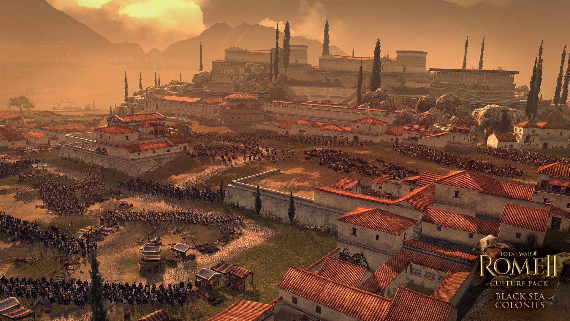 Total War: ROME II - Black Sea Colonies Culture Pack on Steam