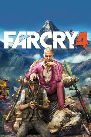 Far Cry 4 poster image on Steam Backlog