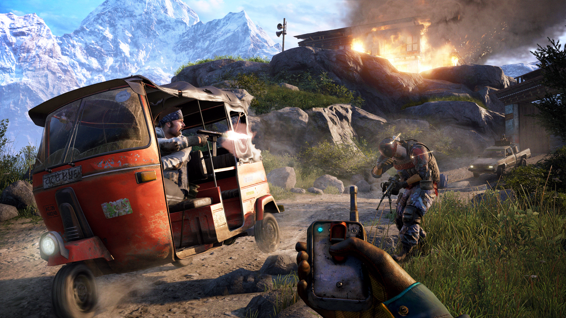 Far cry 4 sexual content review