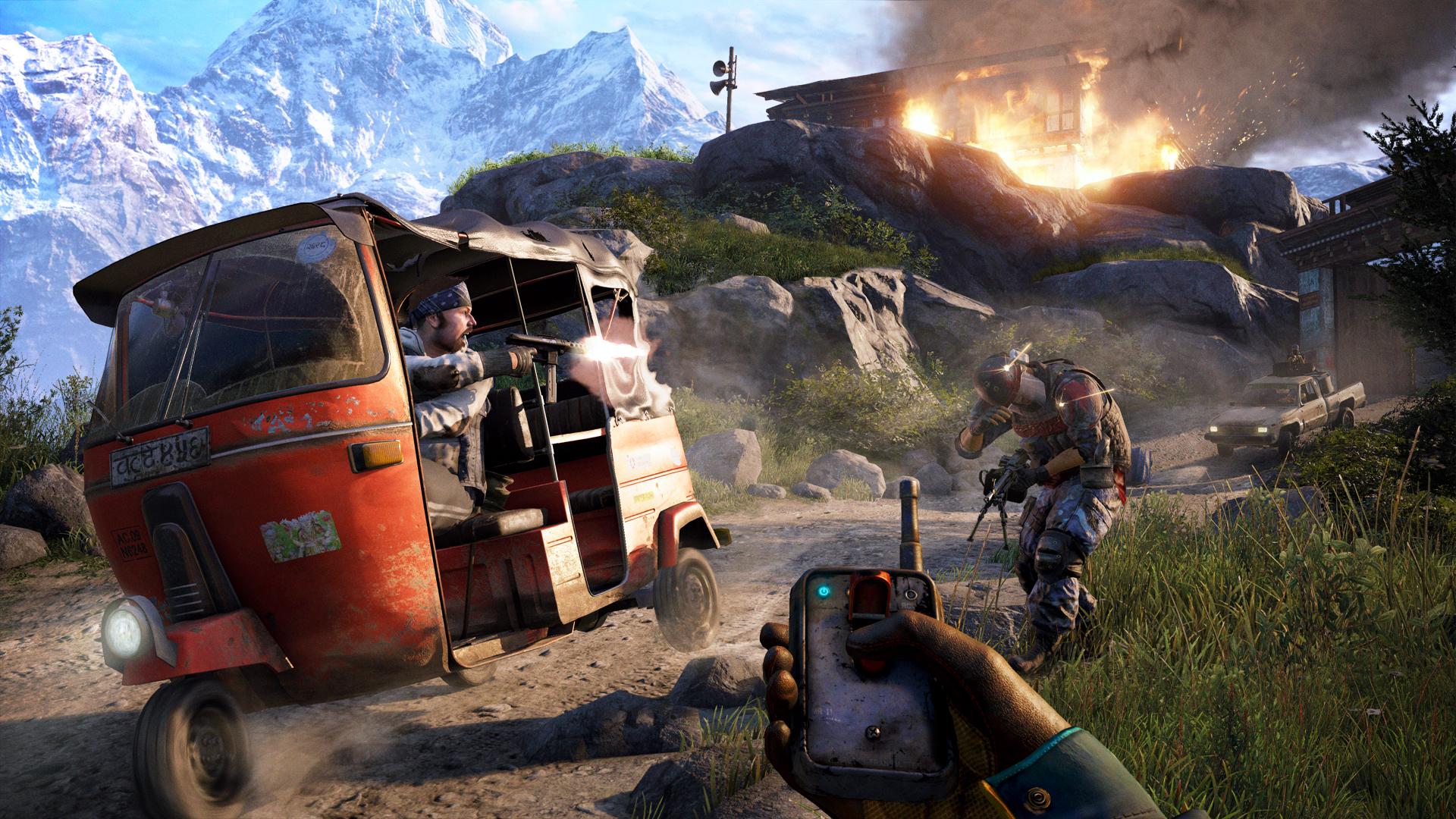 Far Cry 4 ile ilgili görsel sonucu