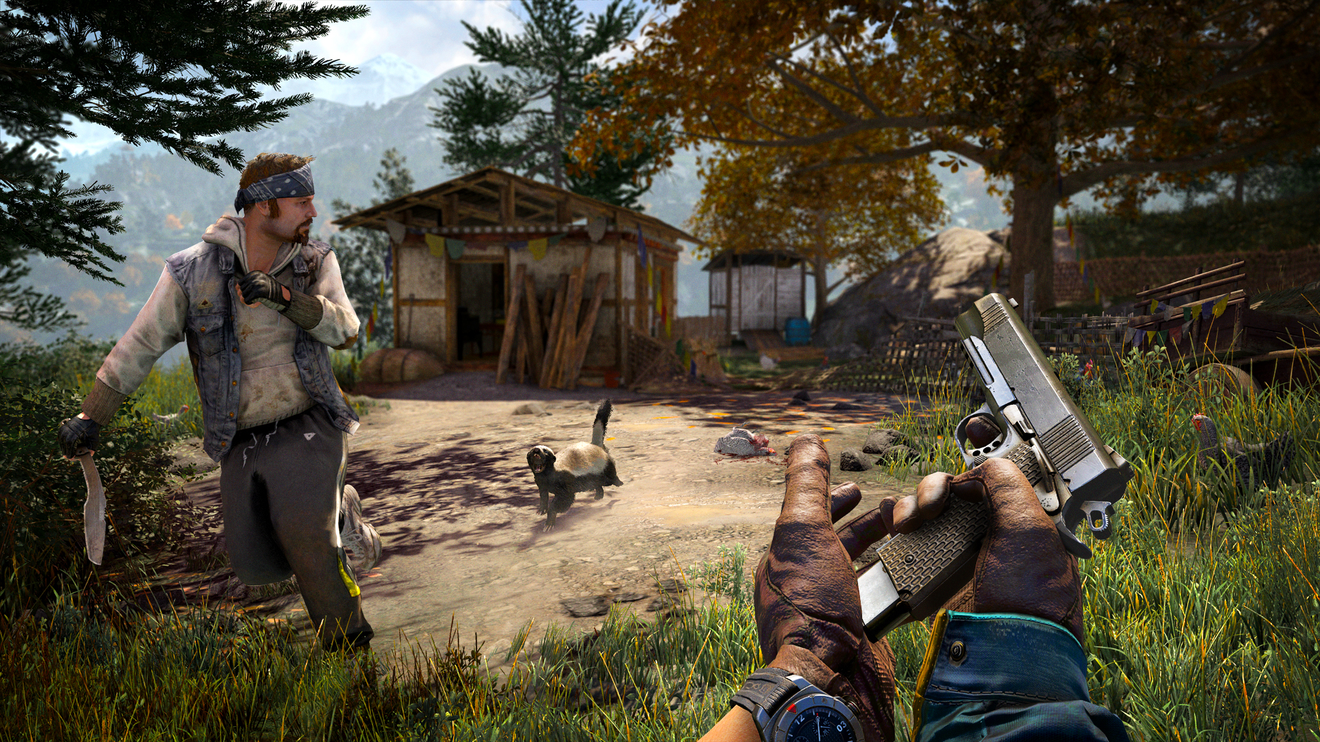 Far Cry 4 Patch Download