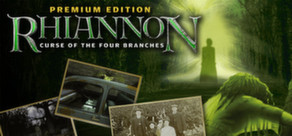 Rhiannon: Curse of the Four Branches cover art