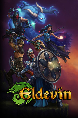 Eldevin poster image on Steam Backlog